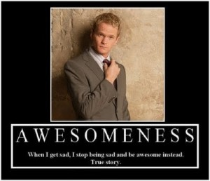 Barney awesome